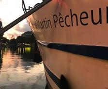 AfterWork sur le Canal St Martin