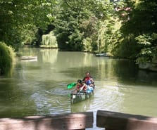 Croisière picnic sur la Marne