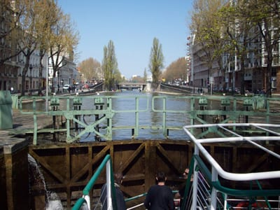 ecluse canal saint martin