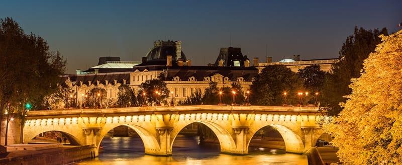 Pont Neuf Seine