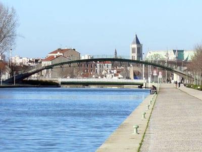 canal Saint Denis croisiere