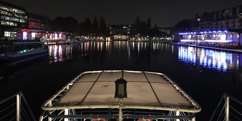 croisiere paris by night