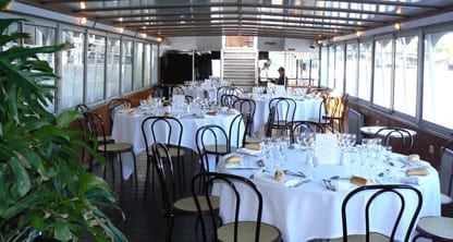 salle restaurant peniche