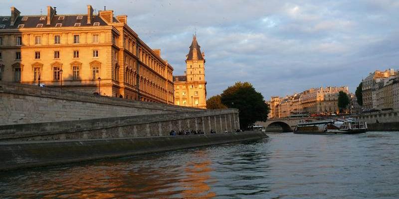 découverte de Paris sur Seine