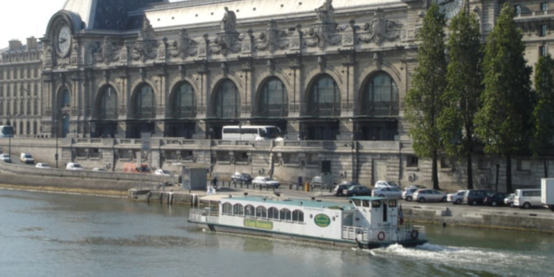 visite musee d'orsay croisiere