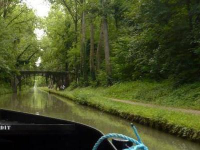 promenade Marne en bateau