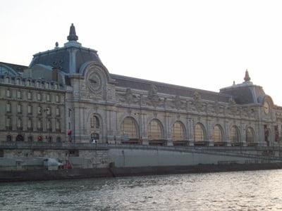 croisiere Seine & musee d'orsay