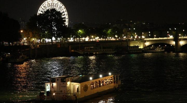 soiree en amoureux paris