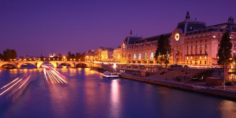 soiree romantique paris