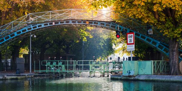 Croisière canal Saint-Martin en groupes