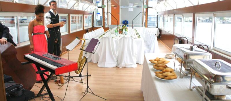 Martin Table Centrale