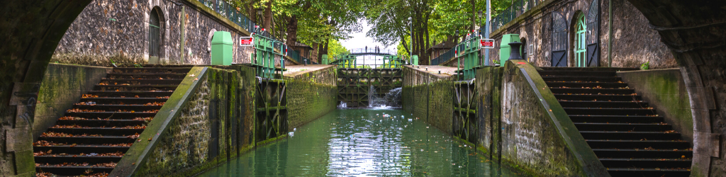 billets croisières Paris Canal