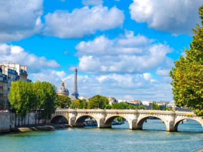 croisière découverte Paris