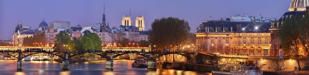 croisières en bateau sur la Seine