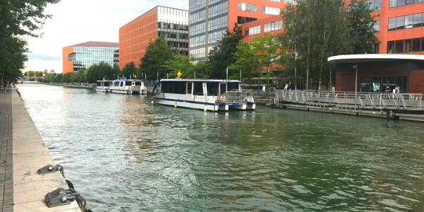 bateau électrique icade